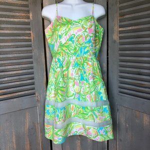 Lilly Pulitzer Ollie Elephant Ears Dress 4